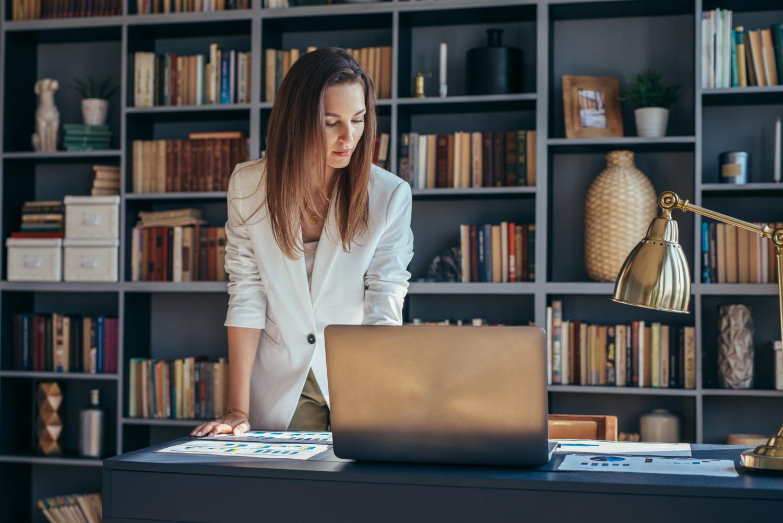 Laptop dla weterana pracy